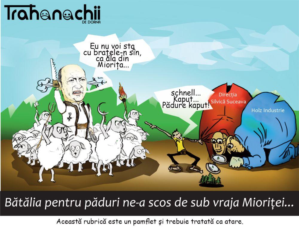 Trahanachii - Miorita - modificata 2